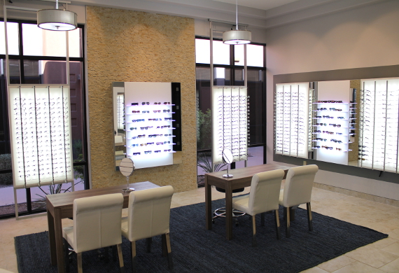 Complete Eye Care glasses